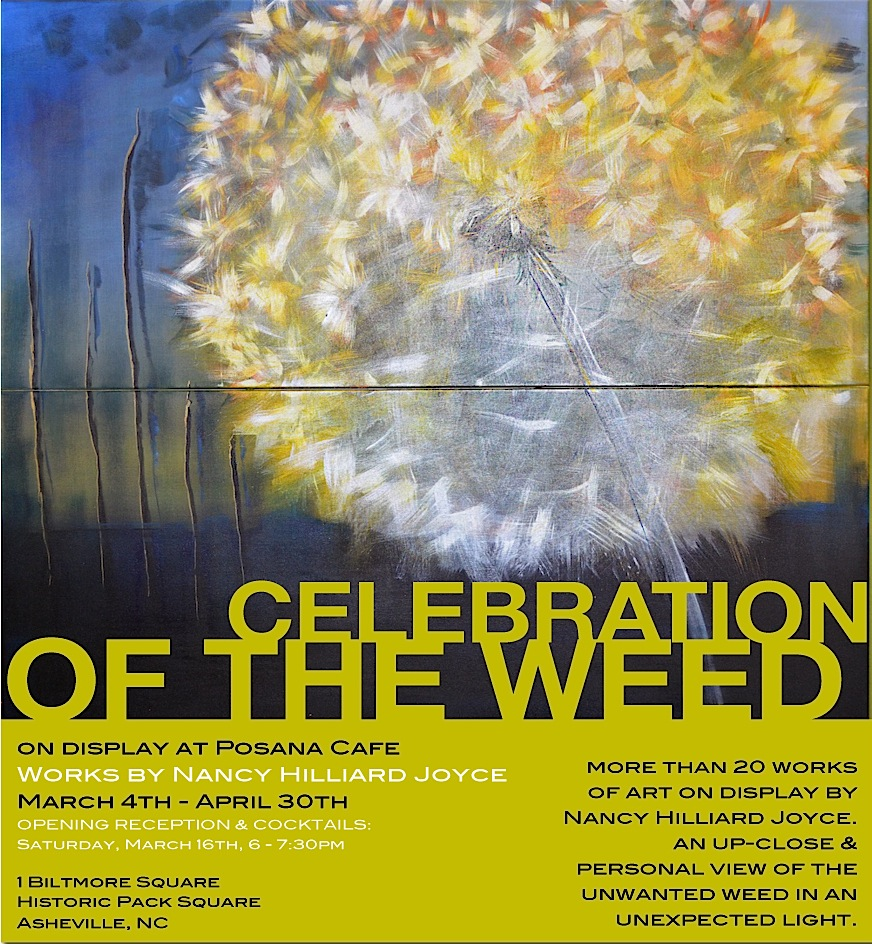 celebration of the weed