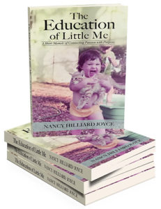 """The Education of Little Me"" book cover"